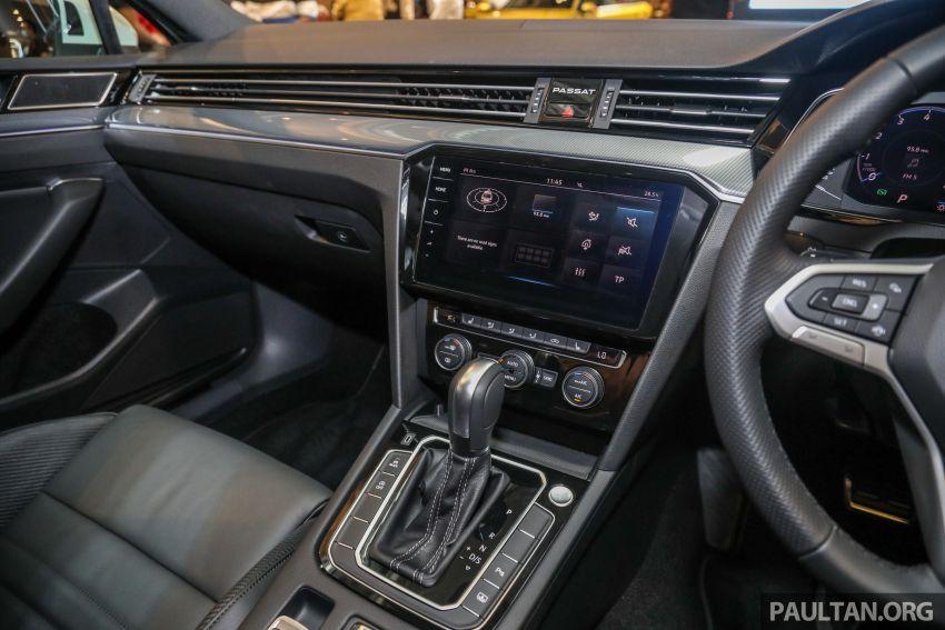 2020 Volkswagen Passat R-Line launched – RM204,433 Image #1192832