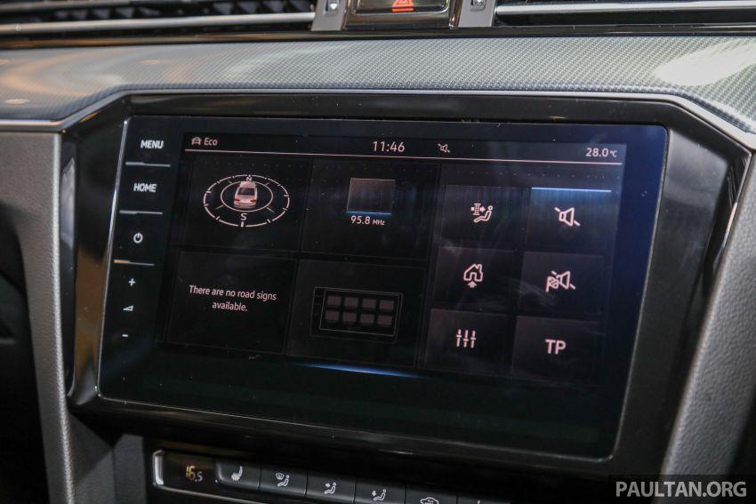 2020 Volkswagen Passat R-Line launched – RM204,433 Image #1192835
