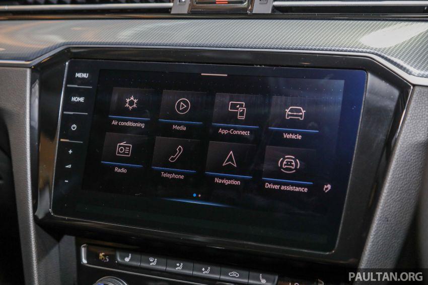 2020 Volkswagen Passat R-Line launched – RM204,433 Image #1192841