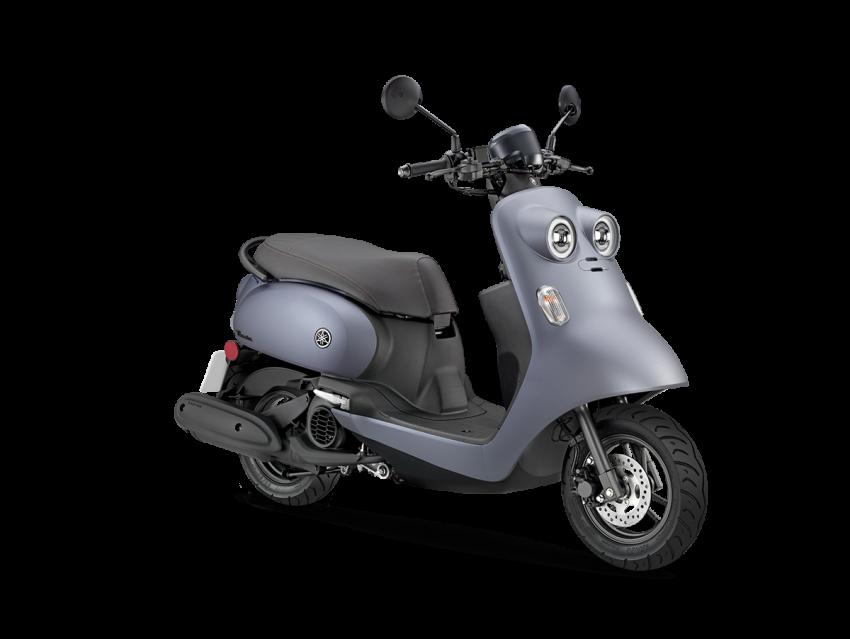 2020 Yamaha Vinoora in Taiwan – cute little 125 scoot Image #1193990