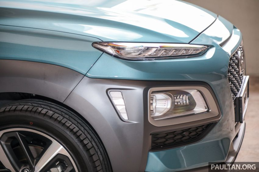 Hyundai Kona B-SUV launched in Malaysia – 2.0L NA; 1.6L Turbo with 177 PS, 7DCT; CBU from RM116k Image #1201361