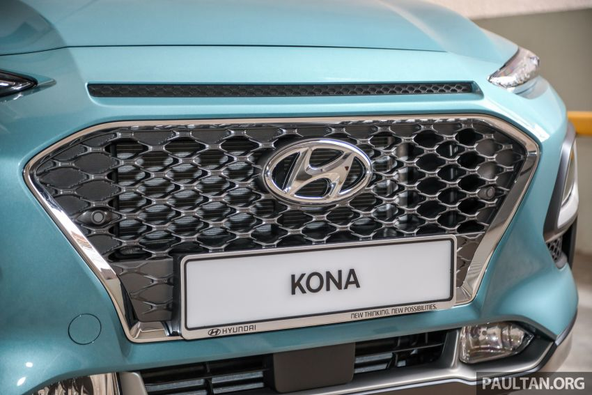 Hyundai Kona B-SUV launched in Malaysia – 2.0L NA; 1.6L Turbo with 177 PS, 7DCT; CBU from RM116k Image #1201364