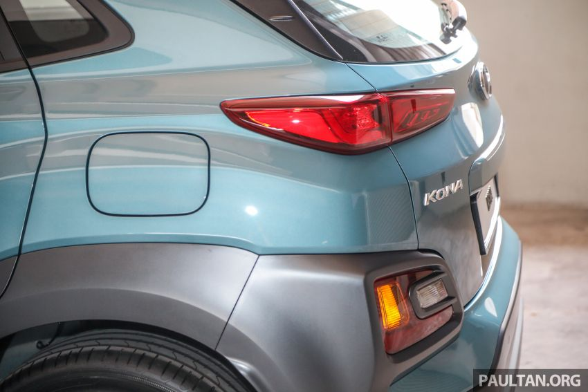 Hyundai Kona B-SUV launched in Malaysia – 2.0L NA; 1.6L Turbo with 177 PS, 7DCT; CBU from RM116k Image #1201378