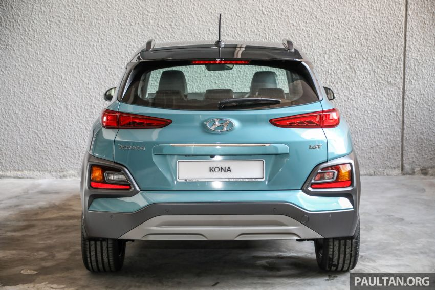 Hyundai Kona B-SUV launched in Malaysia – 2.0L NA; 1.6L Turbo with 177 PS, 7DCT; CBU from RM116k Image #1201357