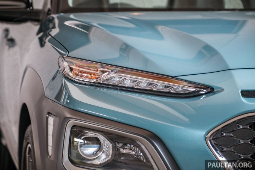 Hyundai Kona B-SUV launched in Malaysia – 2.0L NA; 1.6L Turbo with 177 PS, 7DCT; CBU from RM116k Image #1201360