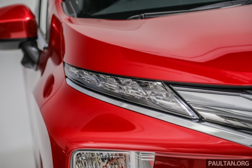 Mitsubishi Xpander open for booking – under RM100k, 9-inch touchscreen with Apple CarPlay, Android Auto Image #1196766
