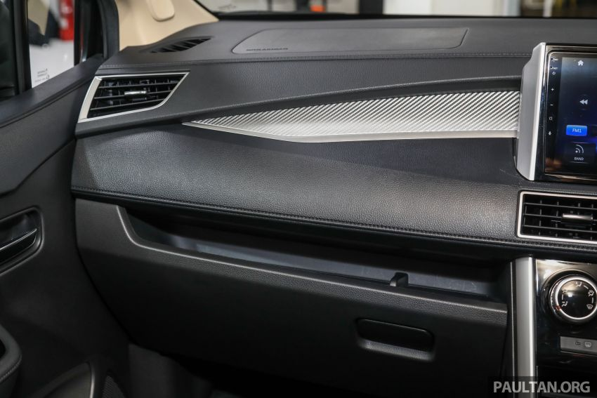 Mitsubishi Xpander open for booking – under RM100k, 9-inch touchscreen with Apple CarPlay, Android Auto Image #1196816
