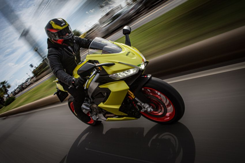 2021 Aprilia RS660 revealed – 100 hp parallel-twin Image #1191355