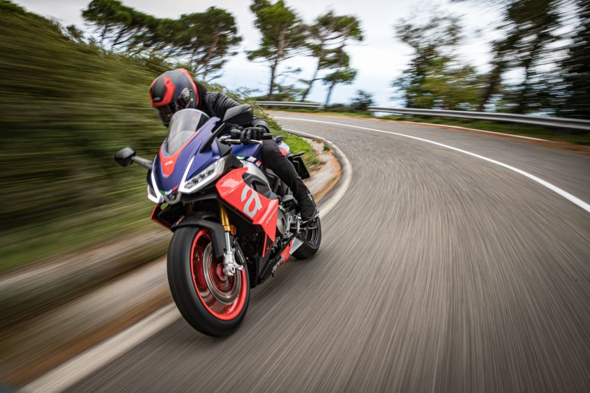 2021 Aprilia RS660 revealed – 100 hp parallel-twin Image #1191362