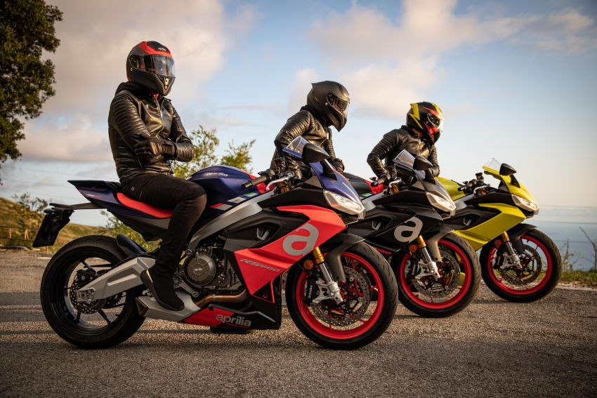 2021 Aprilia RS660 revealed – 100 hp parallel-twin Image #1191364
