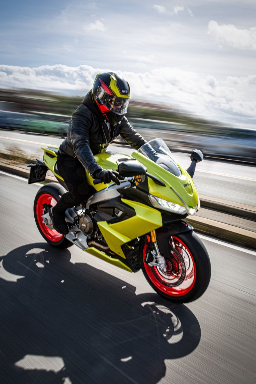 2021 Aprilia RS660 revealed – 100 hp parallel-twin Image #1191354