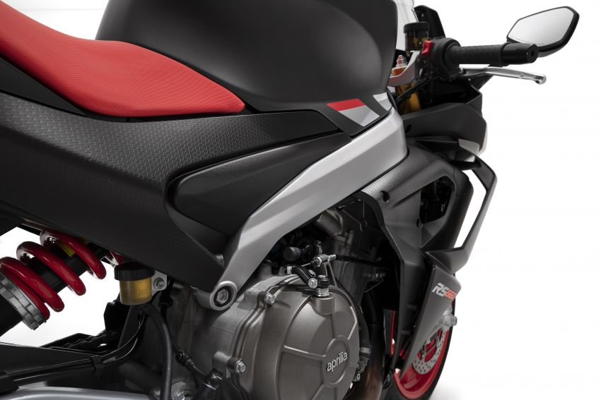 2021 Aprilia RS660 revealed – 100 hp parallel-twin Image #1191341