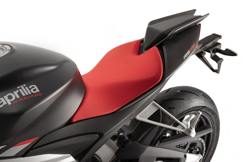 2021 Aprilia RS660 revealed – 100 hp parallel-twin Image #1191342