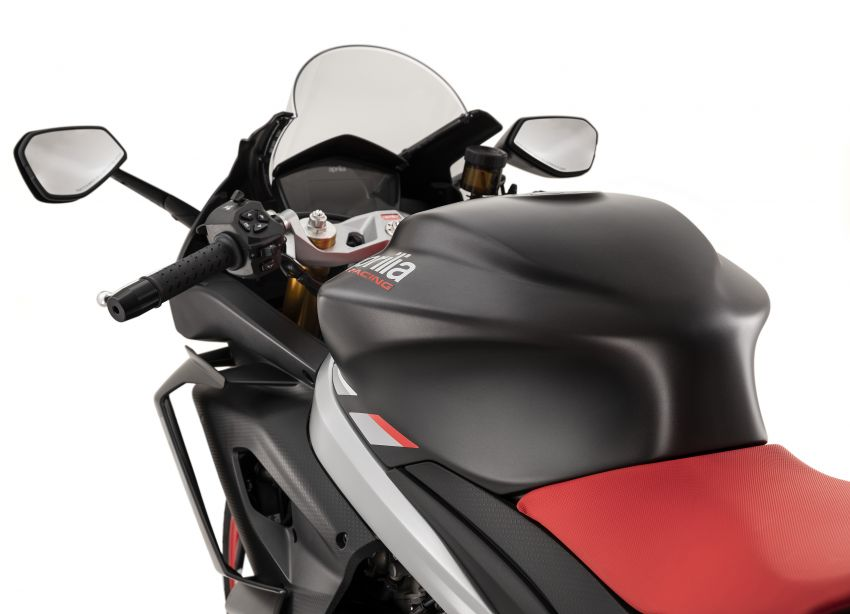 2021 Aprilia RS660 revealed – 100 hp parallel-twin Image #1191344