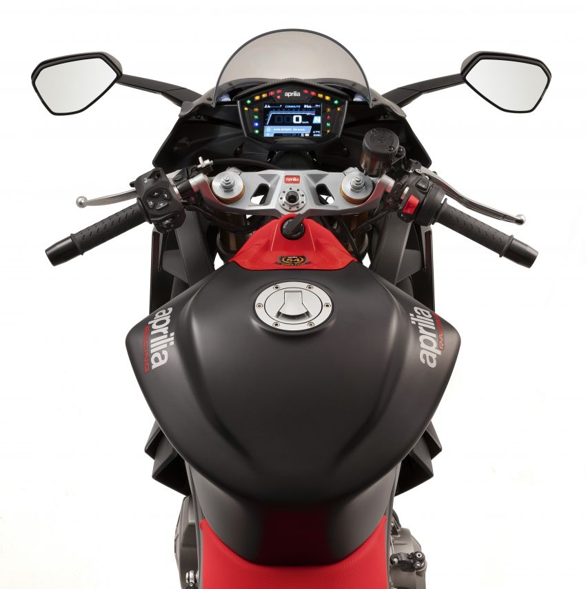 2021 Aprilia RS660 revealed – 100 hp parallel-twin Image #1191345