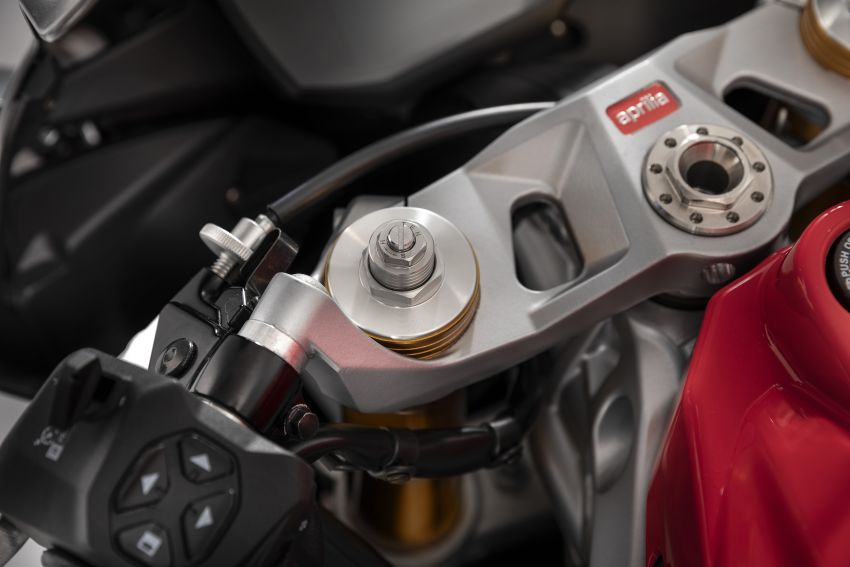 2021 Aprilia RS660 revealed – 100 hp parallel-twin Image #1191331