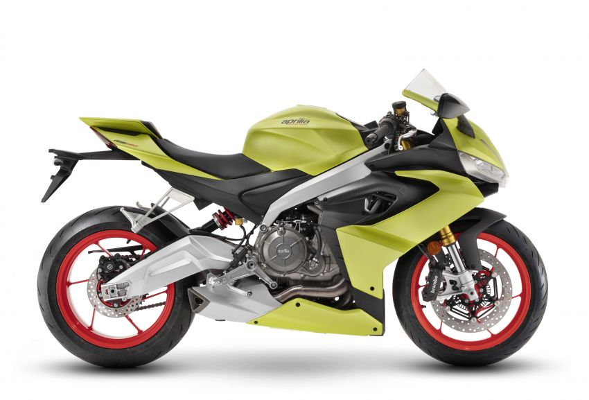 2021 Aprilia RS660 revealed – 100 hp parallel-twin Image #1191286