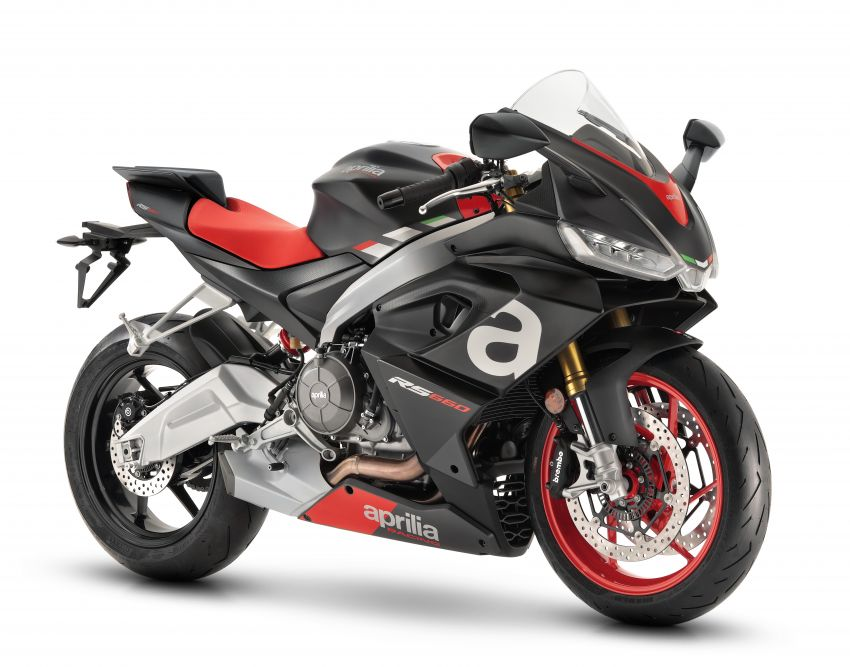 2021 Aprilia RS660 revealed – 100 hp parallel-twin Image #1191296
