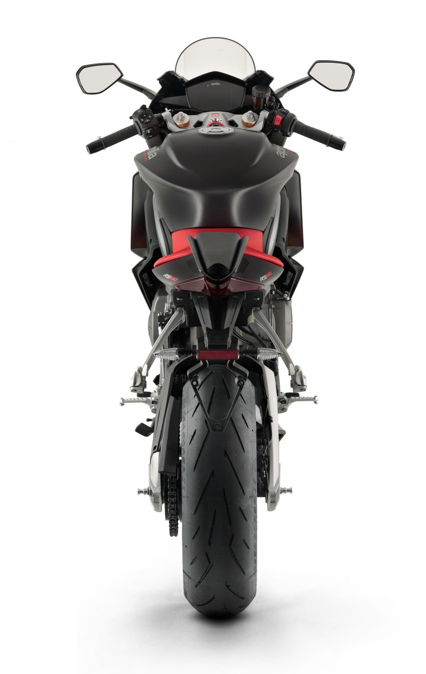 2021 Aprilia RS660 revealed – 100 hp parallel-twin Image #1191300