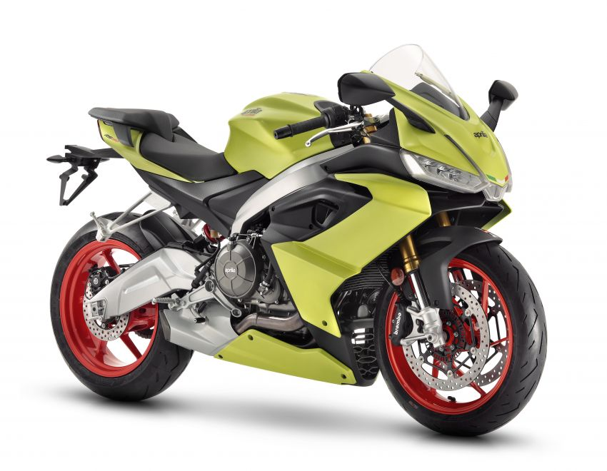 2021 Aprilia RS660 revealed – 100 hp parallel-twin Image #1191309