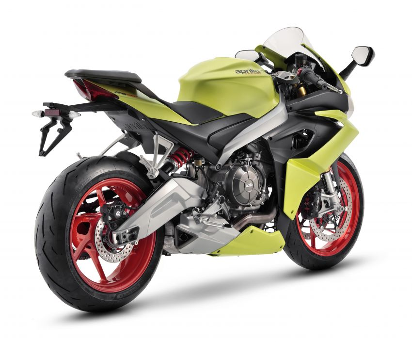 2021 Aprilia RS660 revealed – 100 hp parallel-twin Image #1191311
