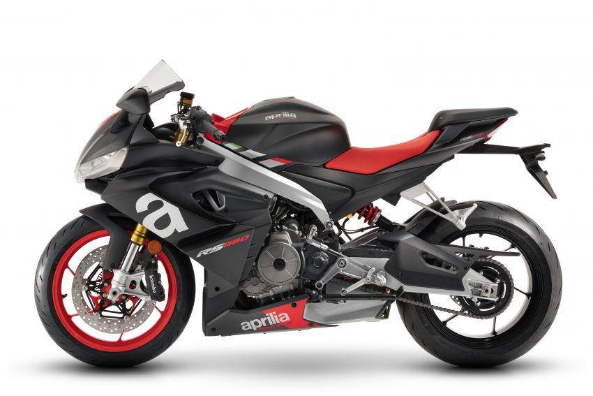 2021 Aprilia RS660 revealed – 100 hp parallel-twin Image #1191314