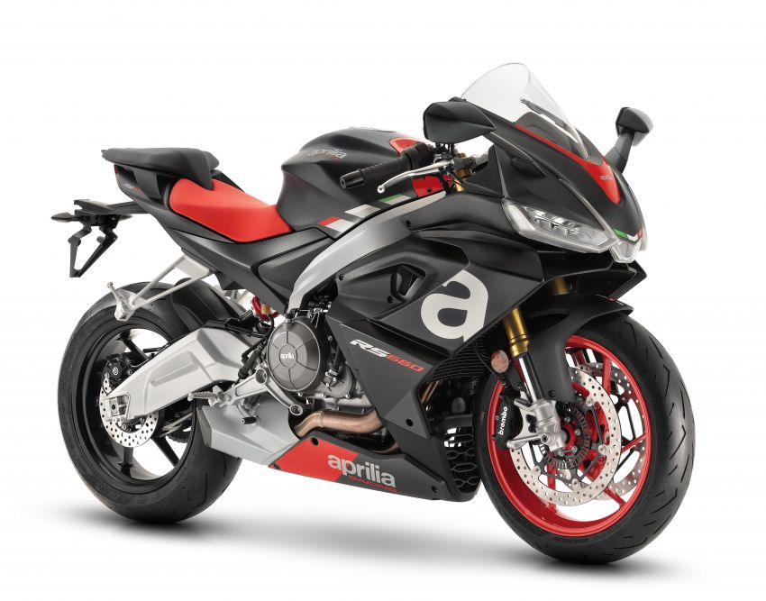 2021 Aprilia RS660 revealed – 100 hp parallel-twin Image #1191316