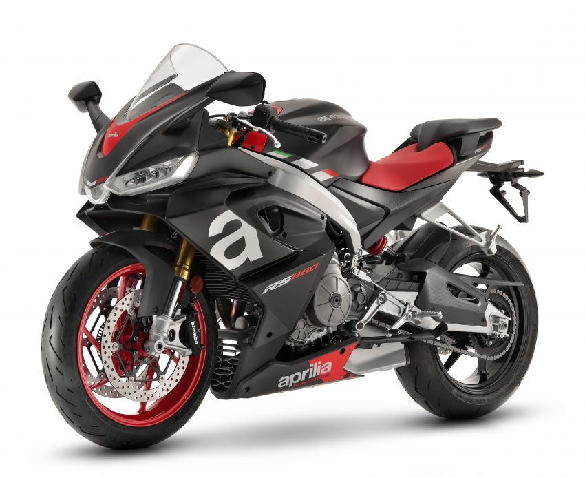 2021 Aprilia RS660 revealed – 100 hp parallel-twin Image #1191317