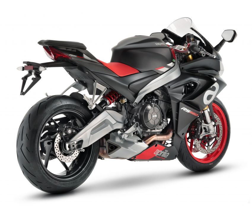2021 Aprilia RS660 revealed – 100 hp parallel-twin Image #1191318