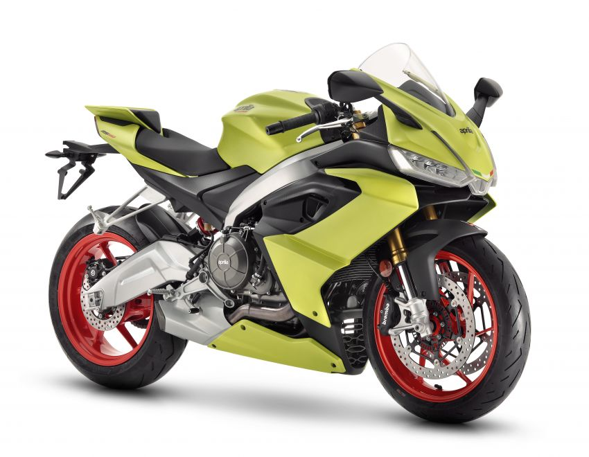 2021 Aprilia RS660 revealed – 100 hp parallel-twin Image #1191289