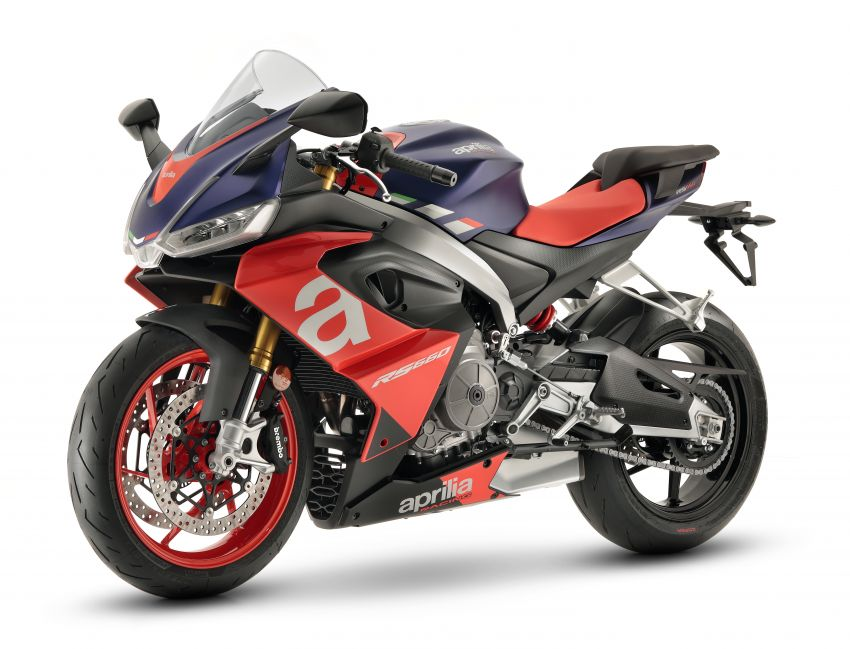 2021 Aprilia RS660 revealed – 100 hp parallel-twin Image #1191326