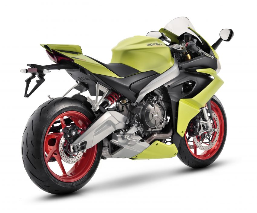 2021 Aprilia RS660 revealed – 100 hp parallel-twin Image #1191291