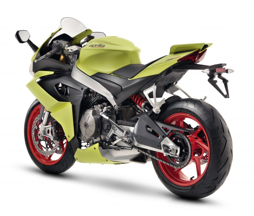 2021 Aprilia RS660 revealed – 100 hp parallel-twin Image #1191292