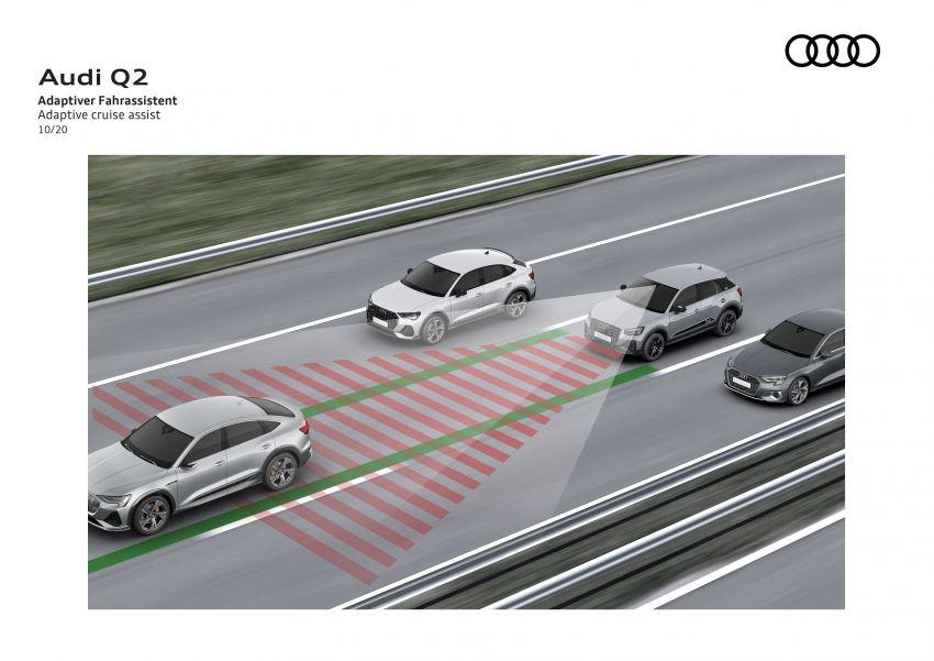 MEGA GALLERY: 2021 Audi Q2 facelift in greater detail Image #1197687