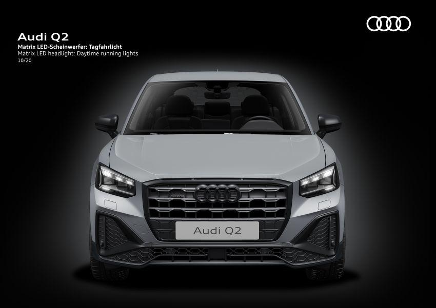 MEGA GALLERY: 2021 Audi Q2 facelift in greater detail Image #1197596