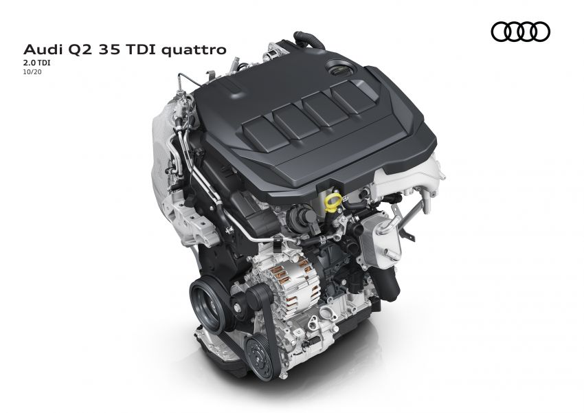 MEGA GALLERY: 2021 Audi Q2 facelift in greater detail Image #1197670