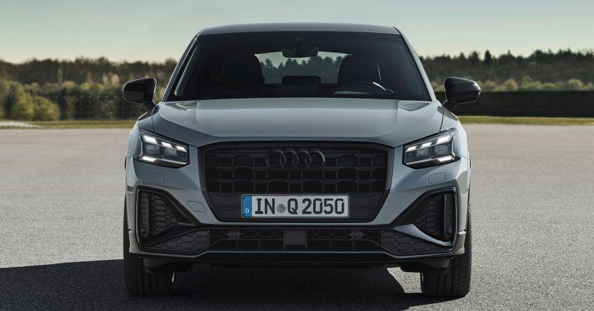 MEGA GALLERY: 2021 Audi Q2 facelift in greater detail Image #1197616