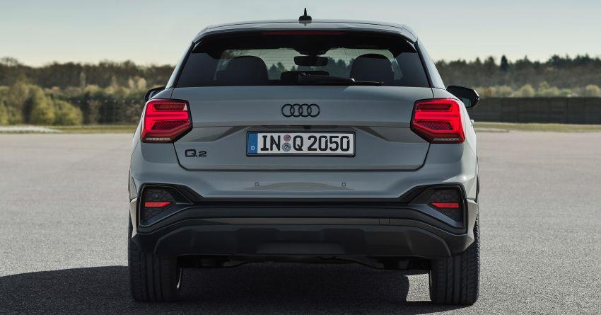 MEGA GALLERY: 2021 Audi Q2 facelift in greater detail Image #1197617