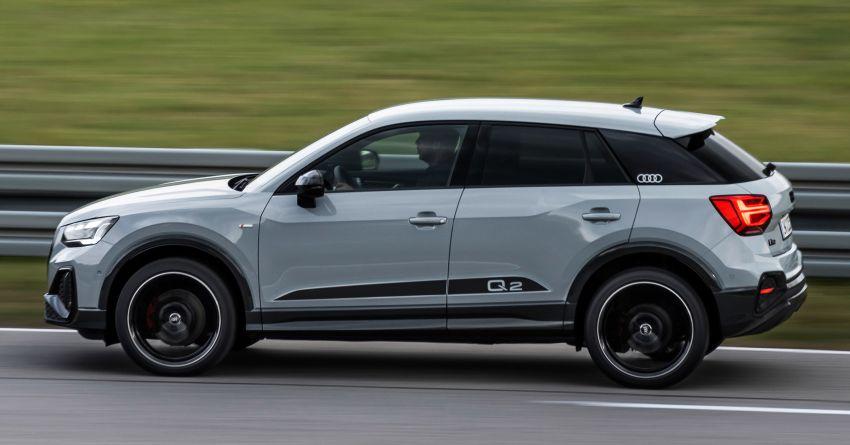 MEGA GALLERY: 2021 Audi Q2 facelift in greater detail Image #1197622