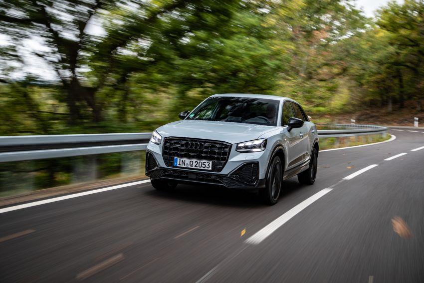 MEGA GALLERY: 2021 Audi Q2 facelift in greater detail Image #1197628