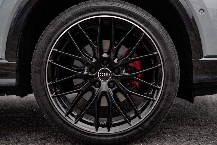 MEGA GALLERY: 2021 Audi Q2 facelift in greater detail Image #1197632