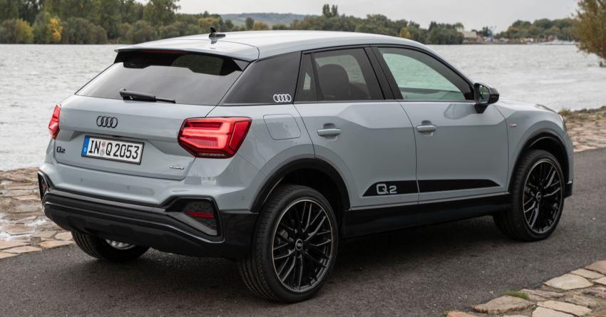MEGA GALLERY: 2021 Audi Q2 facelift in greater detail Image #1197635