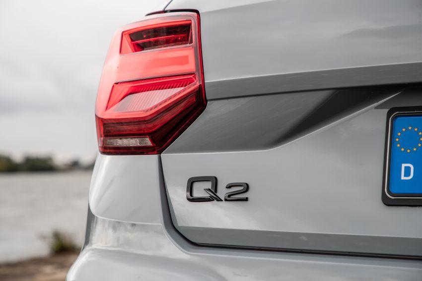 MEGA GALLERY: 2021 Audi Q2 facelift in greater detail Image #1197636