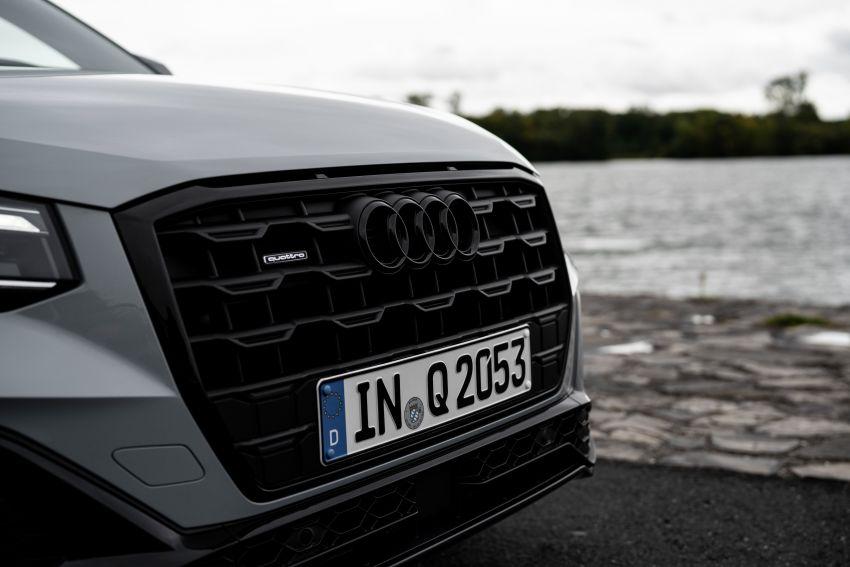 MEGA GALLERY: 2021 Audi Q2 facelift in greater detail Image #1197638