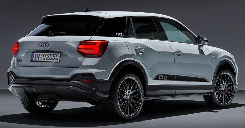 MEGA GALLERY: 2021 Audi Q2 facelift in greater detail Image #1197606