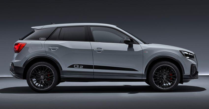 MEGA GALLERY: 2021 Audi Q2 facelift in greater detail Image #1197607