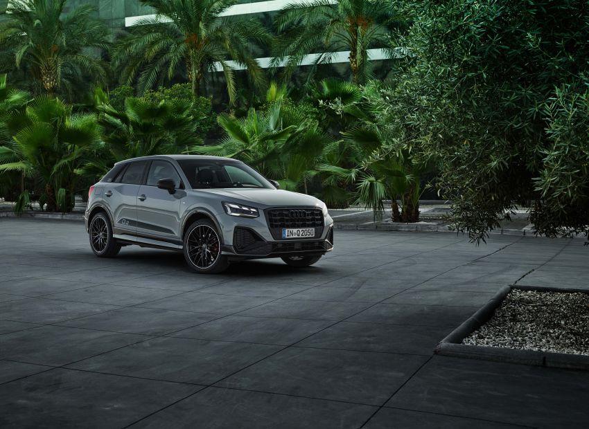 MEGA GALLERY: 2021 Audi Q2 facelift in greater detail Image #1197608