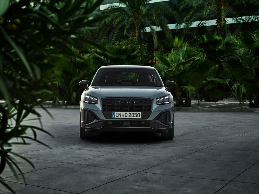 MEGA GALLERY: 2021 Audi Q2 facelift in greater detail Image #1197610
