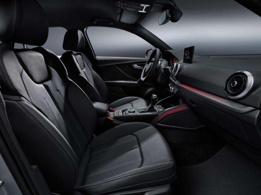 MEGA GALLERY: 2021 Audi Q2 facelift in greater detail Image #1197643