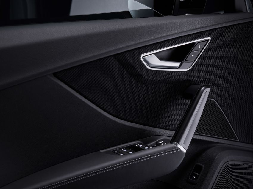 MEGA GALLERY: 2021 Audi Q2 facelift in greater detail Image #1197652